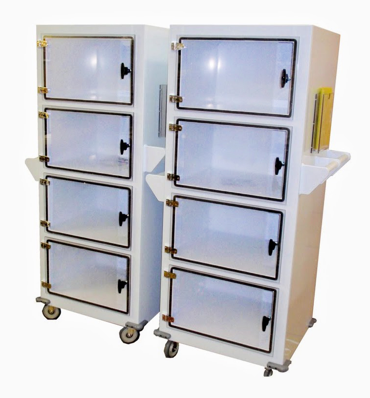 Materials Supply Cabinet