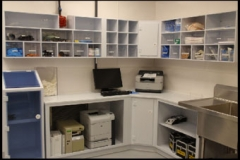 Manufacturing Lab Cabinets