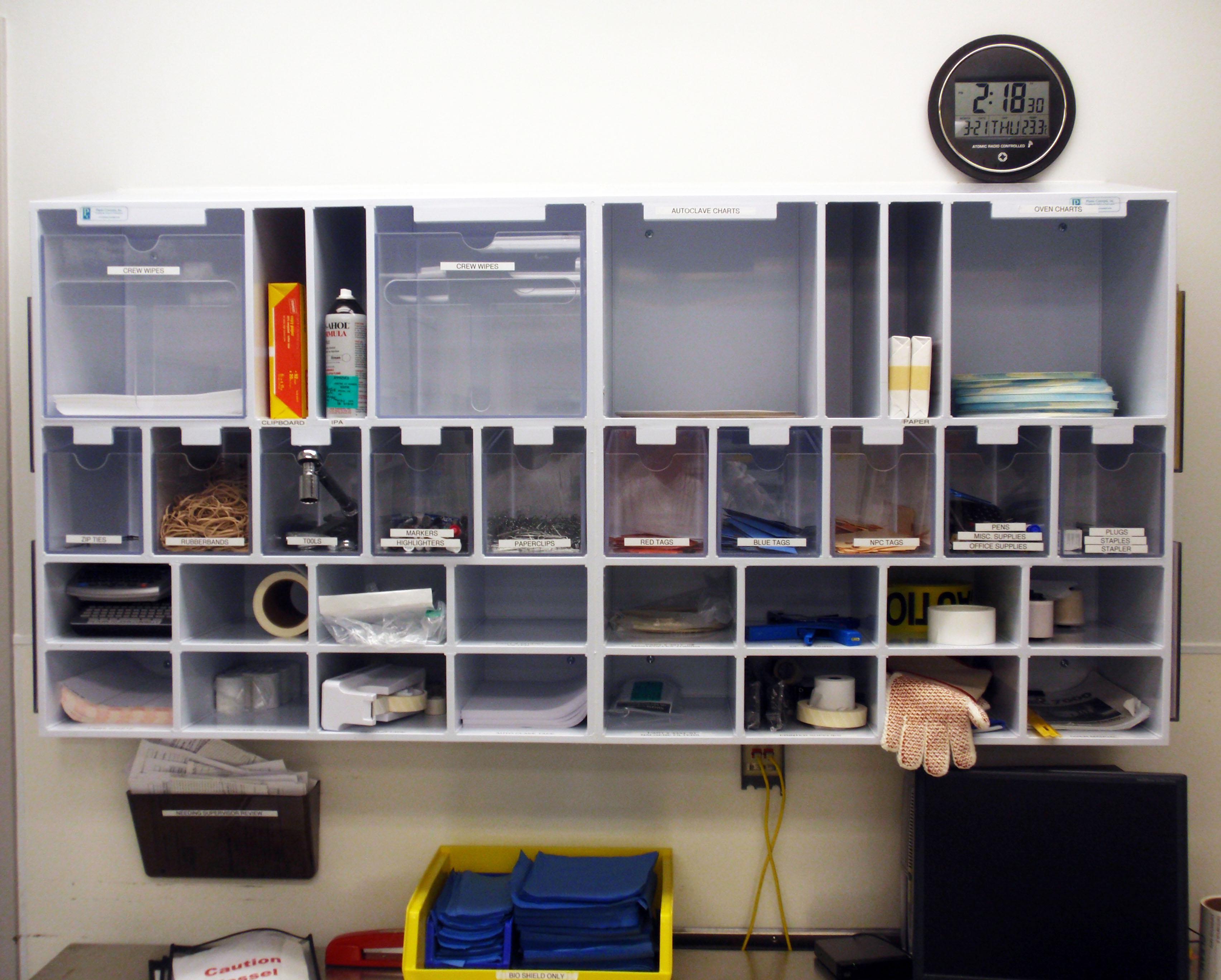 Manufacturing Organizer