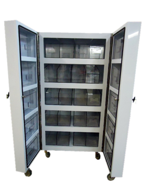Portable Supplies Cabinet