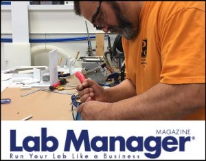 July 2018 Lab Manager Magazine